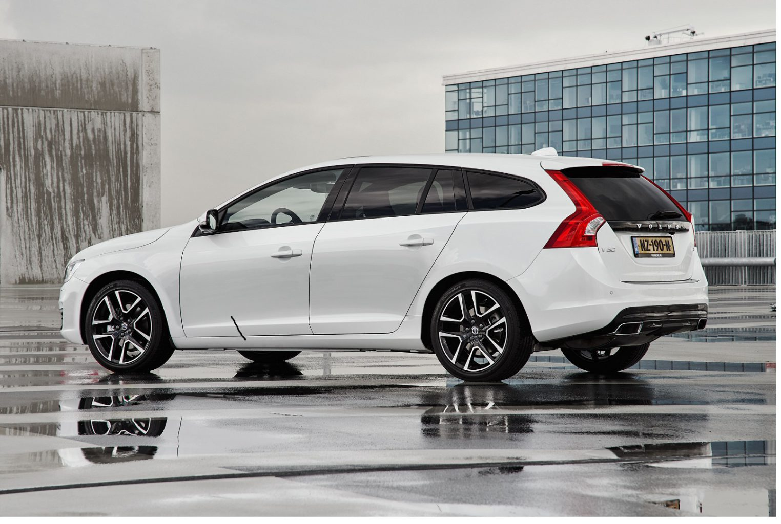 Volvo V60 Business Sport